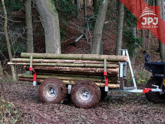 atv trailer lamberjack
