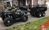 ATV trailer profi gardener