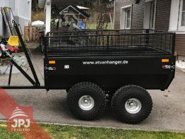 atv-trailer Profi Gardener