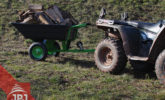 atv trailer small gardener