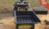 trailer small gardener