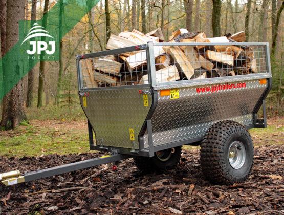 Trailer Farmer for ATV