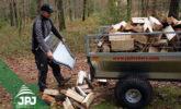 demountable fronts - ATV trailer Farmer