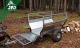 folding trailer