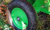 ATV trailer Small Gardener - wheel detail