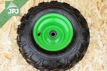 Wheel with tyre for ATV trailer JOBER 300