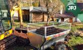 single-axle ATV trailer Farmer