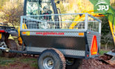 Trailer Farmer for ATVs and small tractors