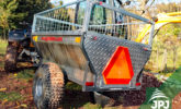 JPJ Forest ATV and small tractor trailers