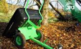 Trailer Small Gardener for ATVs and garden tractors
