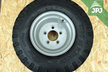 wheel STARCO for trailers for wood transport