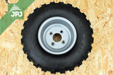 ATV trailer wheel