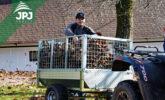 Small ATV trailer Gardener